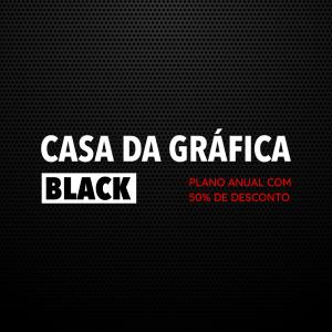 Casa da Gráfica Black (Plano Anual)