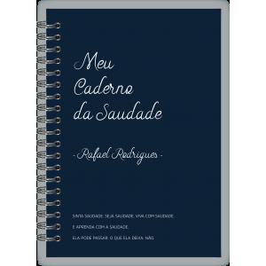 Caderno da Saudade