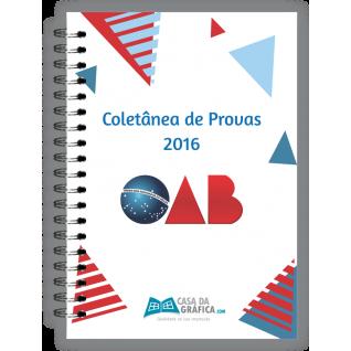 Coletânea OAB 2016