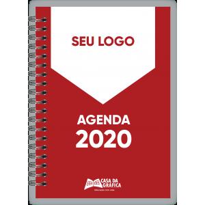 Agenda 2020 - Empresarial Colorido
