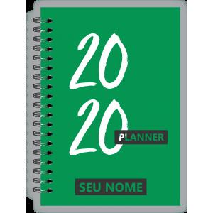 Planner 2020 - Verde