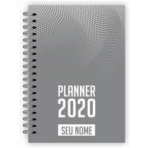 Planner 2020 - Grafite